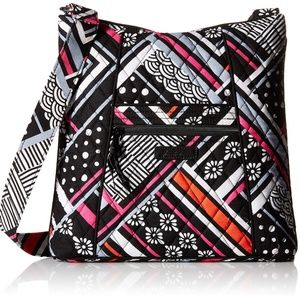 Vera Bradley Northern Stripes Hipster Bag NWT